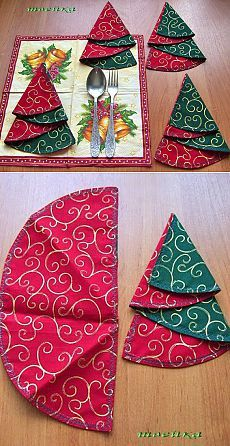 Project Jelly Roll – Home of National Sew A Jelly Roll Day Christmas Tree Quilt, Christmas Tree Napkins, Quilted Christmas Ornaments, Etsy Christmas, Christmas Projects, Holiday Crafts, Christmas Crafts, Christmas Decorations, Quilt Square Patterns