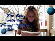 The Boy With The Planet Tattoos Poetry Reciting - YouTube