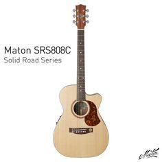 Maton #SRS808C #Acoustic #Guitar.