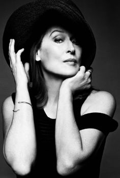 Meryl Streep. outstanding actress and now 3 time oscar winner.