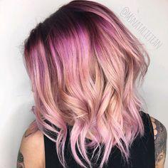 Hair by Natalie Jean (Instagram- msnataliejean)