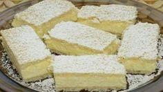 Ez a hamis krémtúrós recept eddig senkinek nem okozott csalódást Hungarian Desserts, Hungarian Recipes, Czech Desserts, Cookie Recipes, Dessert Recipes, Delicious Desserts, Yummy Food, Croatian Recipes, Sweet Cookies