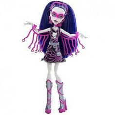 Power Ghouls Spectra Vondergeist Doll