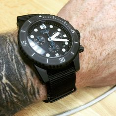 """RE Factor Tactical on Instagram: """"Something new from the good people over at @resco_watches. We love watches and we can confidently say that this thing has some incredible quality, not to mention great style."""""""