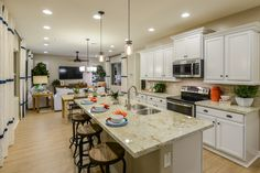 Test your cooking skills in this gorgeous #Phoenix #kitchen!
