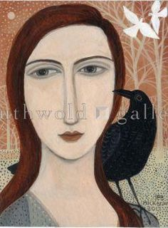 Birds of a Feather by Dee Nickerson.