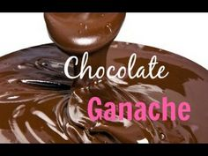 How to Make Chocoate Ganache For Cake Decorating - CAKE STYLE - YouTube