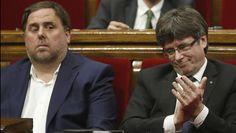 Les dates que Puigdemont té pensades pel referèndum
