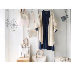 デニムのカシュクールワンピなど今欲しいアイテムが入荷中です♡  #broochc #broochkobe #denim #ootd #outfit #coordinate #wear #instafashion #display #ロクガツビル