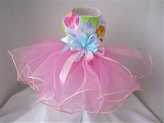 Pink Easter Tutu Dress