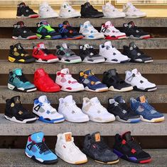 J's All Day is an affiliate website dedicated to finding you the best authentic Jordan sneakers and other Jordan products for the best prices. Sneakers N Stuff, Best Sneakers, Sneakers Fashion, Sneakers Nike, Swag Outfits For Girls, Cute Swag Outfits, Jordan Shoes Girls, Air Jordan Shoes, Jordan 4