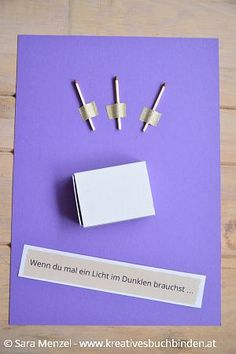 Wenn du mal ein Licht im Dunklen brauchst ... Wenn Buch   Bastelanleitung   Wenn Buch Ideen   Wenn Buch basteln