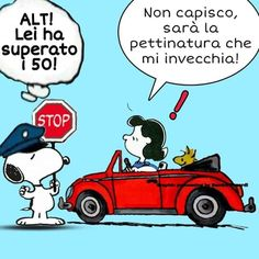 Sarcasm Only, Peanuts Snoopy, Peanuts Comics, Lucy Van Pelt, Italian Language, Charlie Brown, Vignettes, Happy Birthday, Cartoon
