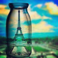 Eiffel egy kicsit másképp.