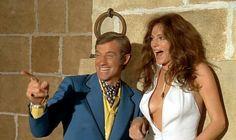 Jacqueline Bisset -& Belmondo
