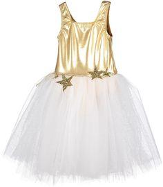 Gold Leo Dress