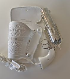 A hairdryer gun! How awesome LOL