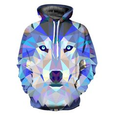 MAN Wolf Hoodie EMBROIDERED Auto Truck Logo Sweatshirt Womens Mens Clothing Gift