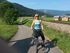 A Mura kerékpárút egészen Horvátországig visz. Graz