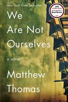 New York Times bestseller We Are Not Ourselves by Matthew Thomas only $1.99 for #kindle