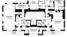 Floorplan Revealed For 135 East 79th Street Penthouse Combo