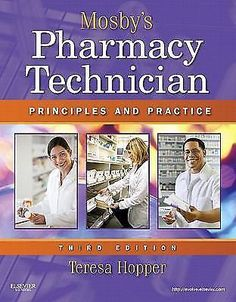 Mosby's Pharmacy Technician: Principles and Practice, 3e Closed Library Book