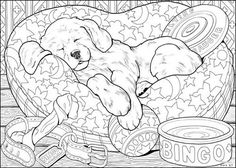 images of line art | Check out how our product specialist, Marianne Walker , colored this ...