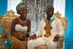 I Do Ghana is the perfect resource for Kente styles for a traditional Ghanaian wedding or engagement.