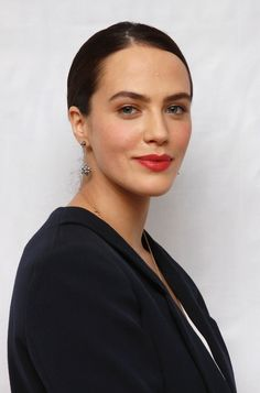 """Winter's Tale"" Press Conference Jessica Brown Findlay"