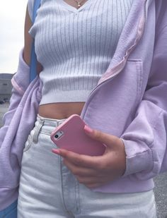 ❤ Find more clothing spring, homecoming dresses and plus size outfits, mens Wear and Wear pink. Another jeans blouse, vintage fashion and outfits 2017 Lila Outfits, Purple Outfits, Cute Outfits, Swag Outfits, Daphne Blake, Pastel Fashion, Inspiration Mode, Purple Aesthetic, Soft Grunge
