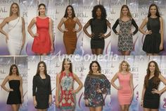 Miss Universe Portugal 2016 Meet the contestants