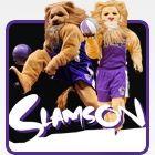 Kings Mascot Slamson