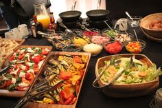 Sunday Brunch Chef's Table Buffet at the Malmaison Hotel in Birmingham