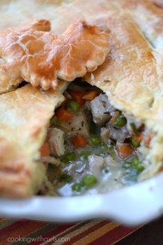 ... Shepherd / Pot on Pinterest   Chicken pot pies, Pot pies and Turkey