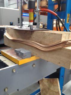 DIY Skateboard press