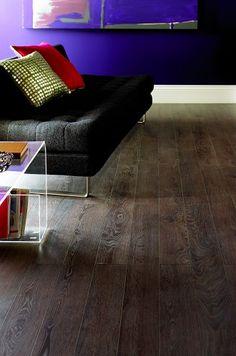 Embossed V Groove Loft Laminate Flooring
