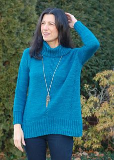 Michelle My Belle cozy knitting pattern on Ravelry by Mary Annarella (Lyrical Knits