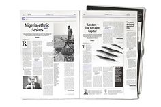 Daily:News paper on Behance