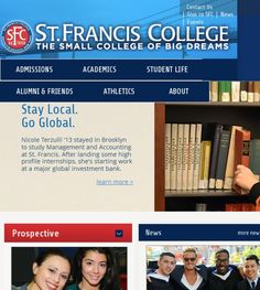 St Francis College 180 Remsen St Brooklyn NY 11201 Brooklyn Heights Colleges & Universities
