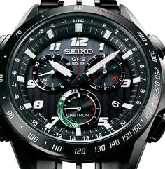 What's the result between Giugiaro design and the technology of Seiko? Find out   http://www.limitio.com/articles/limited-edition-watches/seiko-astron-solar-gps-chronograph-limited-edition-styled-by-giugiaro-design