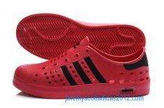 Adidas Superstar 2012 Summer. Shittin on Crocs.