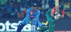 Man Dies Of Heart Attack During The Nail-Biting #IndiaBangladeshT20 #cricketMatch