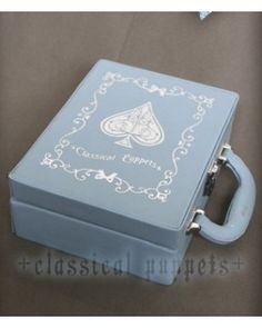 New design Alice in Wonderland suitcase handbag, light blue color with silver prints, to match the skirt, dresses, jsks at the same theme. Mad Hatter Tea, Lolita Dress, Alice In Wonderland, Tea Party, Kawaii, Gifts, Headdress, Accessories, Suitcase