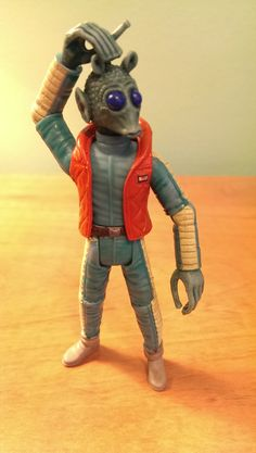 Beedo, one of Jabba the Hutt's goons