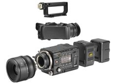 Official Sony F5 & F55 Camera Press Release