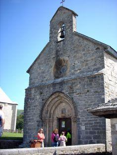 Roncesvalles (Iglesia de Santiago)