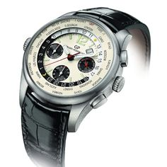 #Girard-Perregaux WW.TC #Chronograph Watch