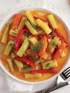 Zeytinyağlı kabak Tarifi - Türk Mutfağı Yemekleri - Yemek Tarifleri