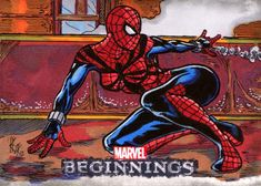 Another female character (see? I kinda miss this costume on proper Spider-Man (I know I'm in the minority, as most ev. Marvel Beginnings: Spider Girl Comics Spiderman, Marvel Comics, Spider Girl, Pulp, Female Characters, Fictional Characters, Spider Verse, Marvel Art, Manga