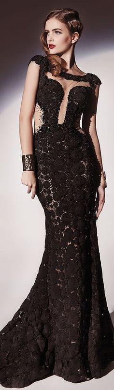 Dany Tabet Couture S/S 2014   LBV ♥✤   BeStayElegant